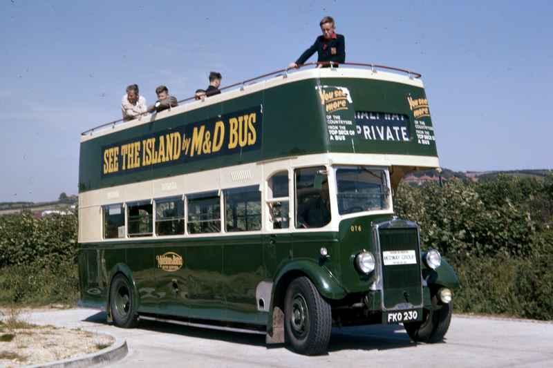 Maidstone Amp District Bus Photos